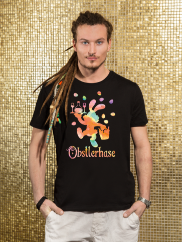 Obstlerhase Herren T-Shirt
