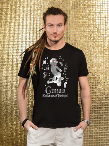 Ginsaw Herren T-Shirt