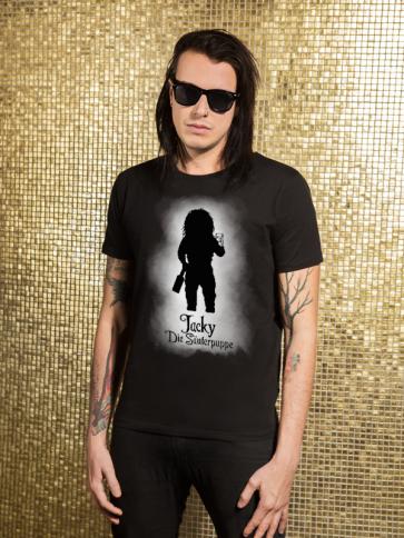 Jacky die Säuferpuppe Herren T-Shirt