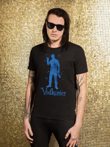 Vodkanier Herren T-Shirt
