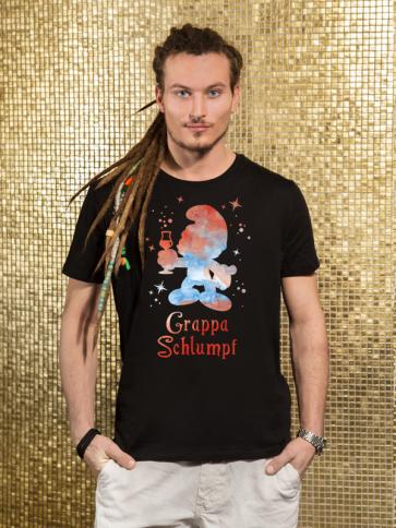 Grappa Schlumpf Herren T-Shirt