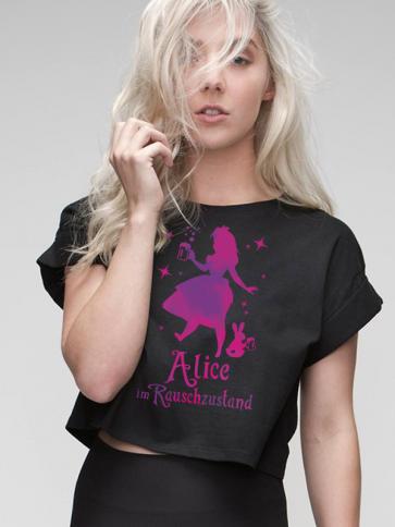 Alice Crop Top