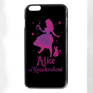 Alice iPhone 6plus Hartcover