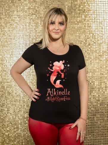 Alkinelle Damen T-Shirt