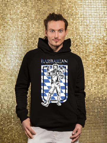 Barbarian Herren Hoodie