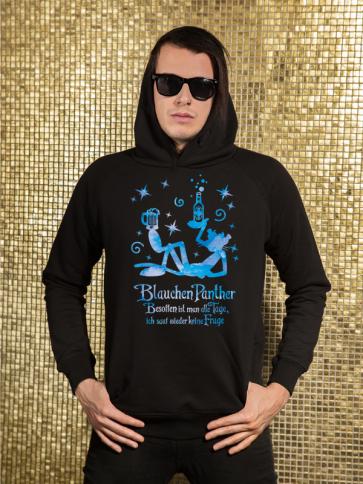 Blauchen Panther Herren Hoodie
