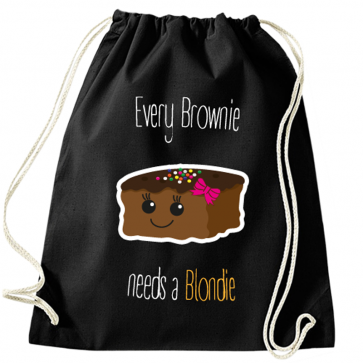 Cupcake Brownie Gymbag