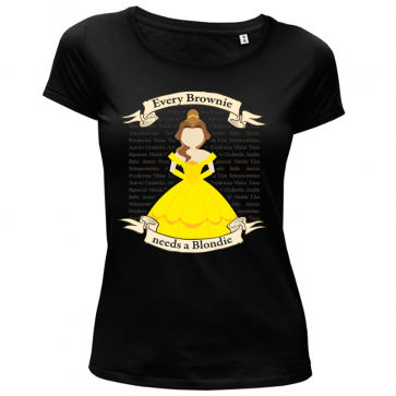 Princess Brownie Damen T-Shirt