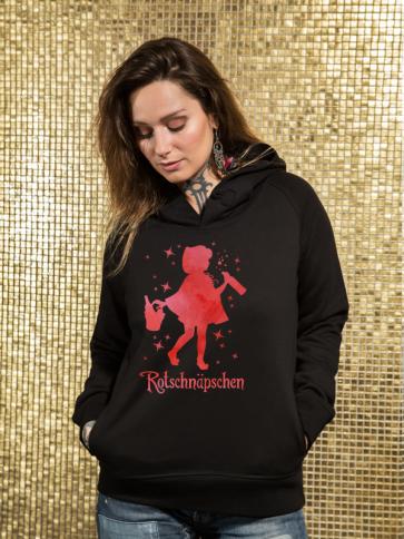Rotschnäpschen Damen Hoodie