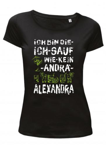 Alexandra Damen t-Shirt