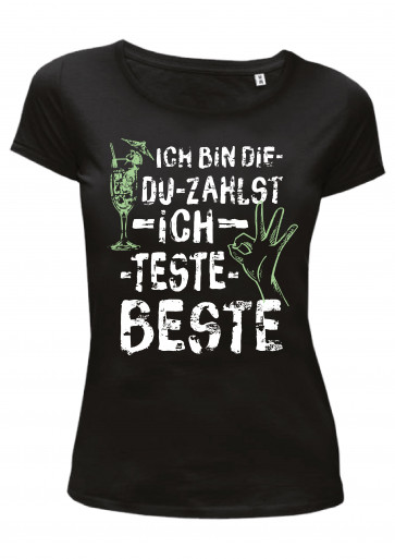 Beste Damen T-Shirt