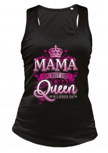 Mama Queen Tank Top