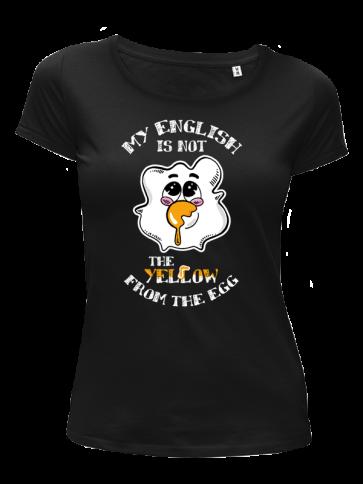 Yellow Egg Damen T-Shirt