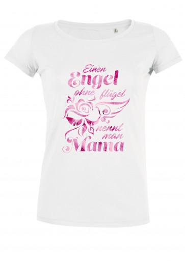 Engerl Damen T-Shirt weiß