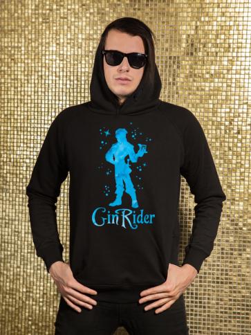 Gin Rider Herren Hoodie