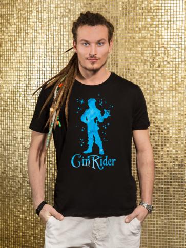 Gin Rider Herren T-Shirt