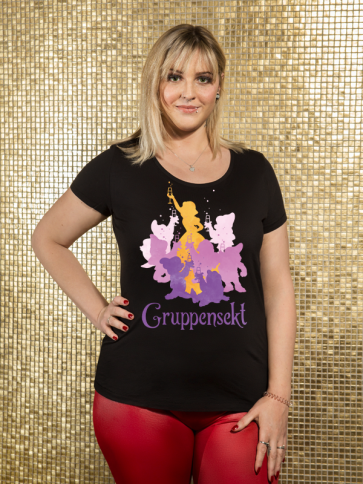 Gruppensekt Damen T-Shirt