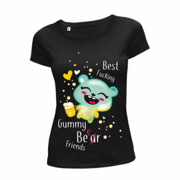 Green Gummy Beer Damen T-Shirt