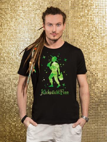 Hackedicht Finn Herren T-Shirt