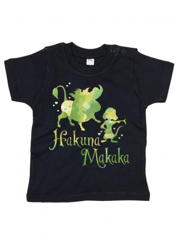 Hakuna Makaka Baby T-shirt