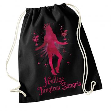 Jungfrau Sangria Gymbag
