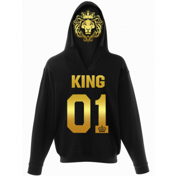 Unique Lion King Herren Hoodie
