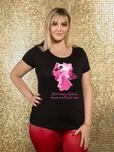 Meow Braut Damen T-Shirt