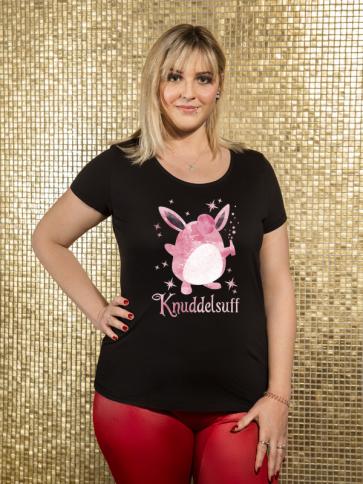 Knuddelsuff Damen T-Shirt