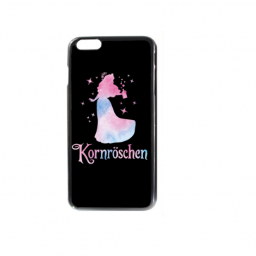 Kornröschen Iphone 7plus + 8plus HartCover