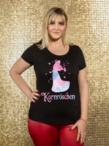 Kornröschen Damen T-Shirt