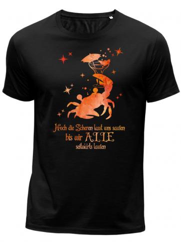 Krebs Herren T-Shirt