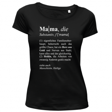 Mama Duden Damen T-Shirt