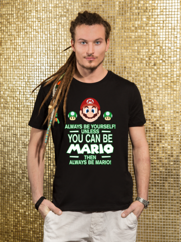 Mario Herren T-Shirt