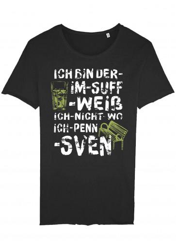 Sven Herren T-Shirt Skates