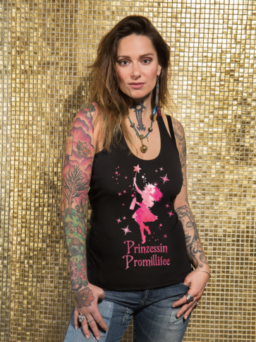 Prinzessin Promillifee Loose Tank