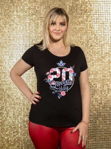 Queen 20 Damen T-Shirt