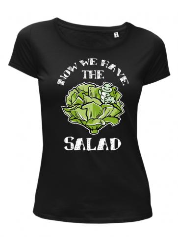Salad Damen T-Shirt