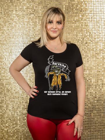 Bad Dorfkind Damen T-Shirt