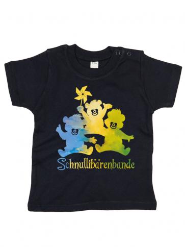Schnullibärenbande Baby T-Shirt