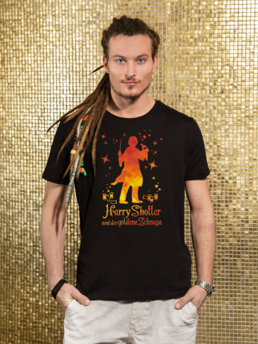 Harry Shotter Herren T-Shirt