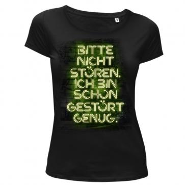 Bitte nicht stören Damen T-Shirt