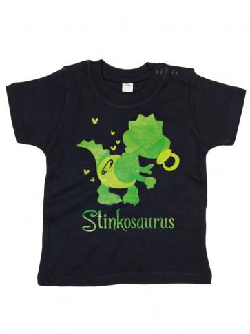 Stinkosaurus Baby T-Shirt