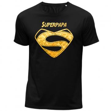 Superpapa Gold Herren Shirt