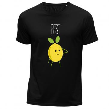 Zitrone Herren T-Shirt