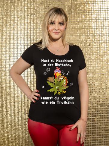 Truthahn Damen T-Shirt