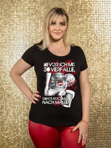 30 Malle Damen T-Shirt