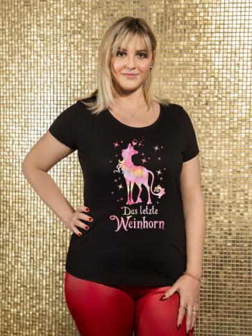 Weinhorn Damen T-Shirt