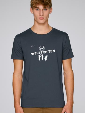 Weltfritten Herren Shirt