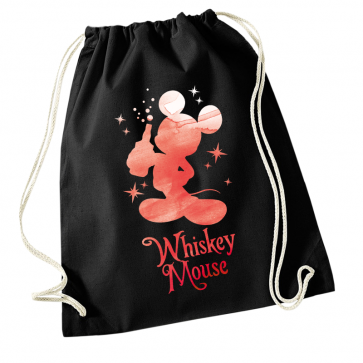 Whiskey Mouse Gymbag
