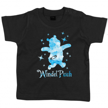 Windel Puuh Baby T-Shirt